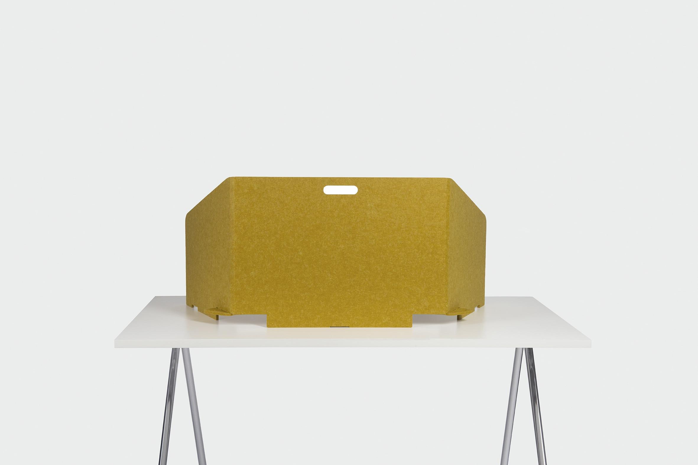 Bureauscherm Fold